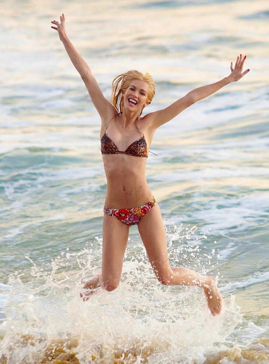 Kat Torres patří k vycházejícím hvězdám brazilského modelingu.
