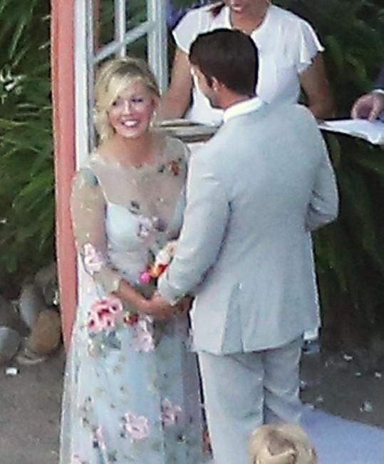 Jennie Garth a David Abrams