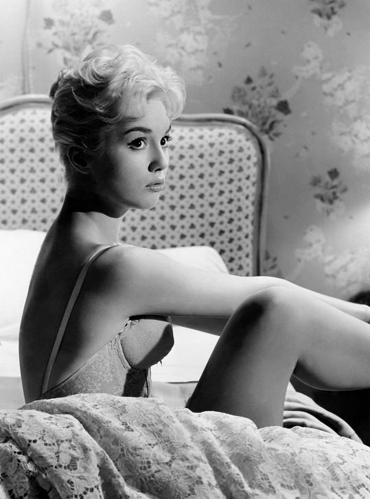 V roce 1958 měla slušně našlápnuto....