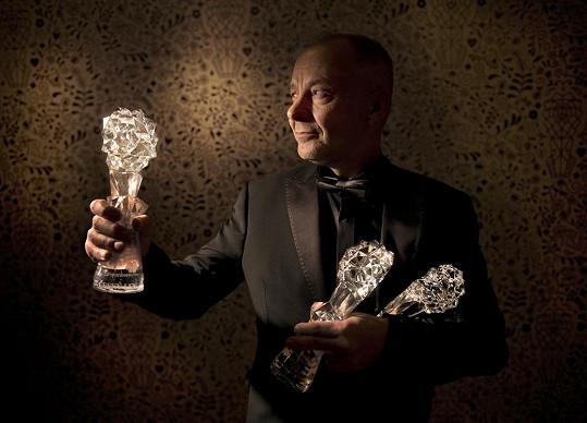 Václav Marhoul – nejlepší film, nejlepší režie a mimořádný počin v oblasti audiovize, Nabarvené ptáče