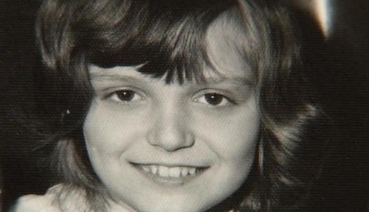 Blanka Šrůmová jako usměvavá dívka