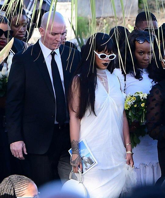 Pohřeb pojala jako oslavu života.