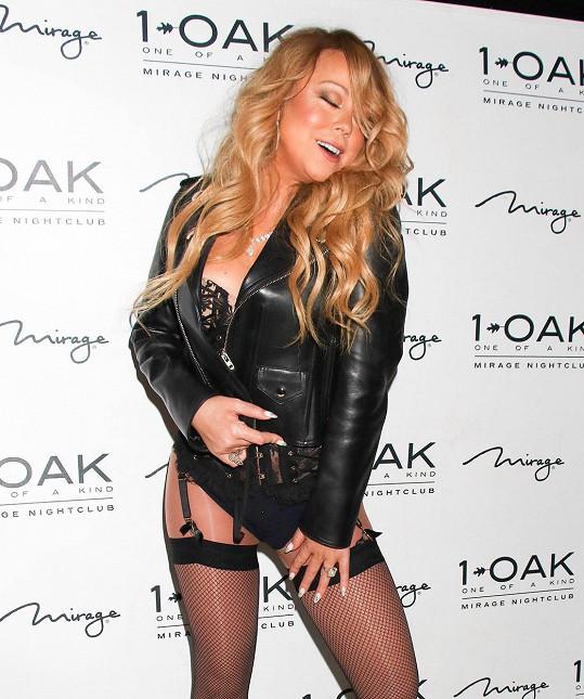 Mariah Carey v Las Vegas