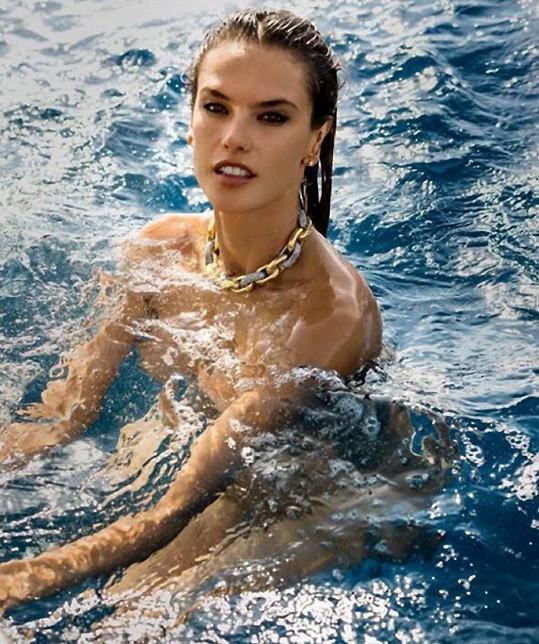 Brazilská kráska patří k nejlépe placeným světovým modelkám.