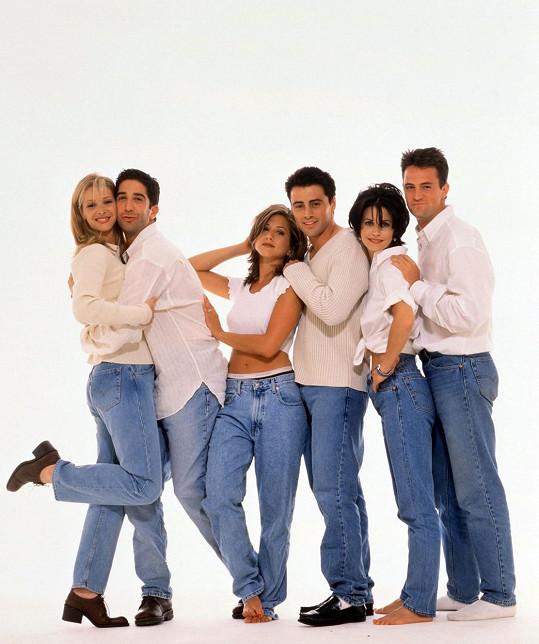 Seriál Přátelé se stal kultovní záležitostí.