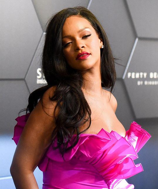 Rihanna je připravená na novou lásku.