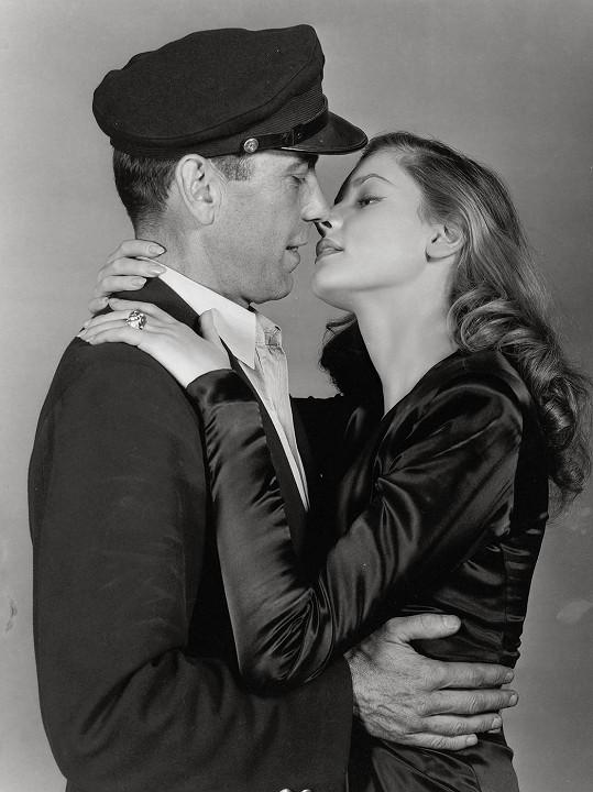 Film Mít a nemít (1944). Setkání s Humphreym Bogartem bylo osudové.