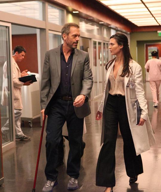 Odette v seriálu Dr. House
