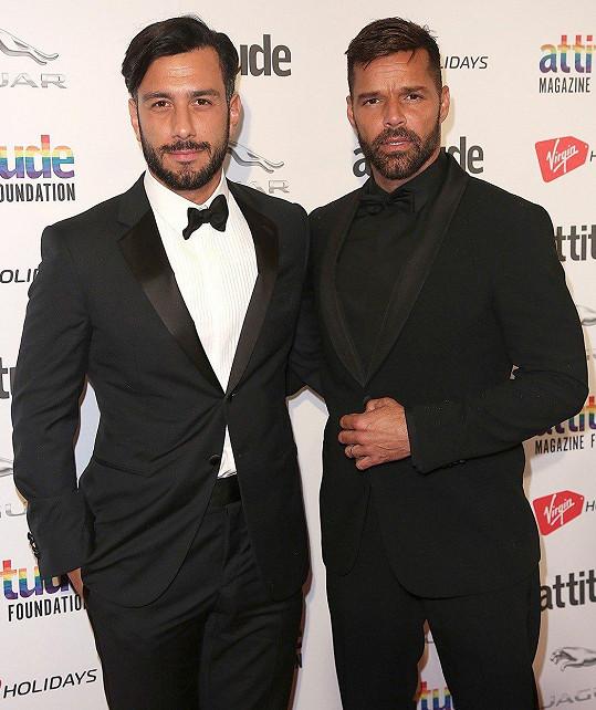 Ricky Martin a Jwan Yosef mají se dočkali dcery.