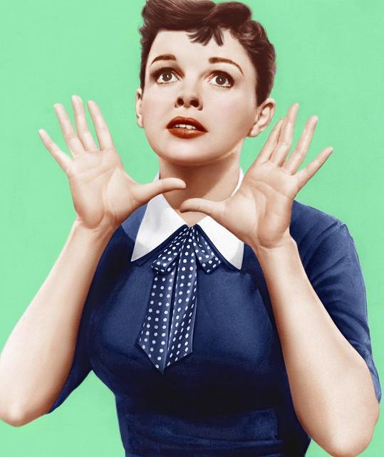 V roce 1954 ve filmu Zrodila se hvězda zazářila Judy Garland.