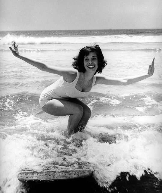 Mary Tyler Moore v roce 1961