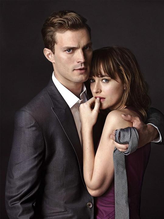 Jamie Dornan a Dakota Johnson zpestří počátkem příštího roku kina.