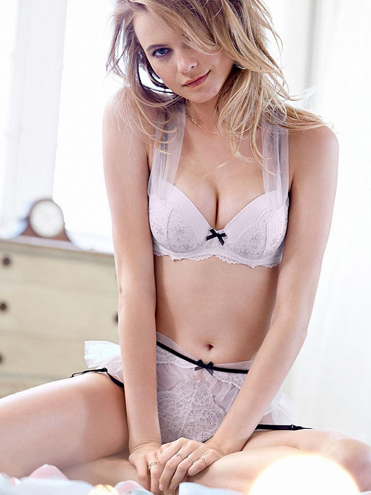 Behati Prinsloo je vycházející hvězdou světového modelingu.