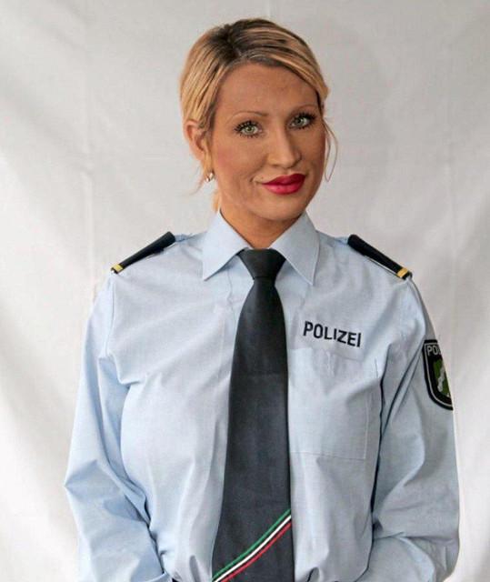 Němka se původně živila jako policistka.