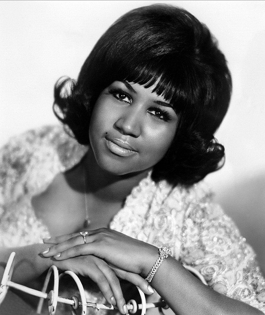 Aretha Franklin na počátku kariéry