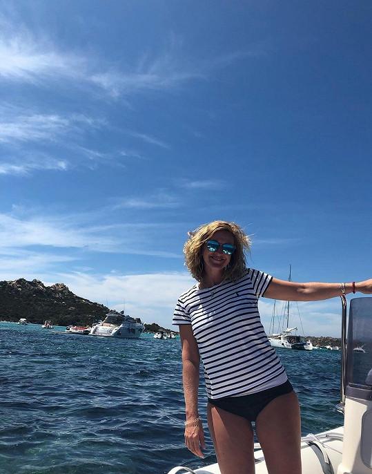 Tománková varazila na Sardinii.