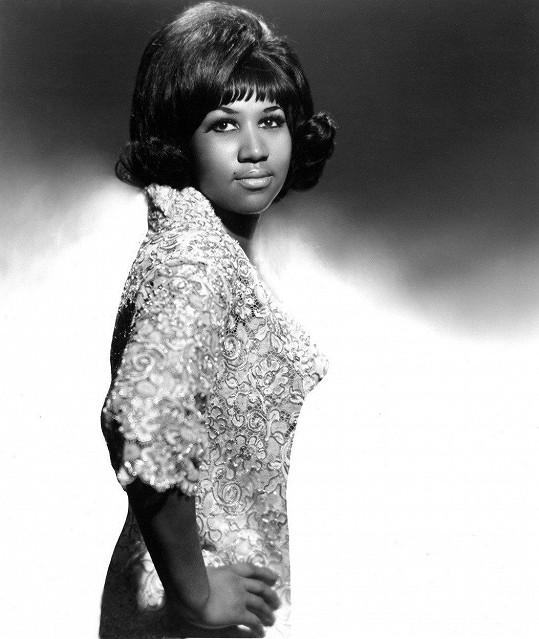Aretha Franklin v roce 1967