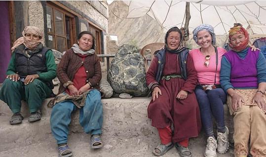 Netradiční dovolená v Tibetu.