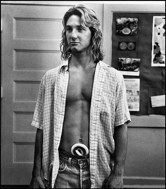 Sean Penn ve filmu Zlaté časy na Ridgemont High (1982)