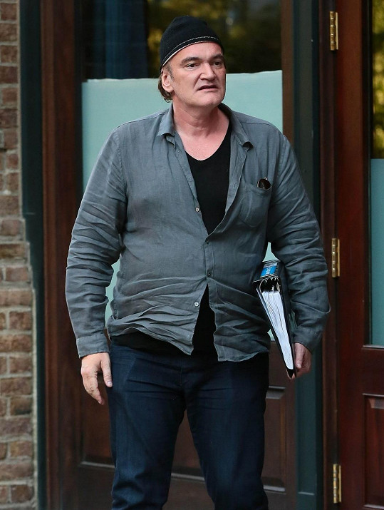 Tarantino pořádně nakynul.