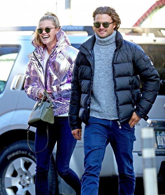 Nina s Jackem začala chodit krátce po rozchodu s Leem DiCapriem loni v květnu.