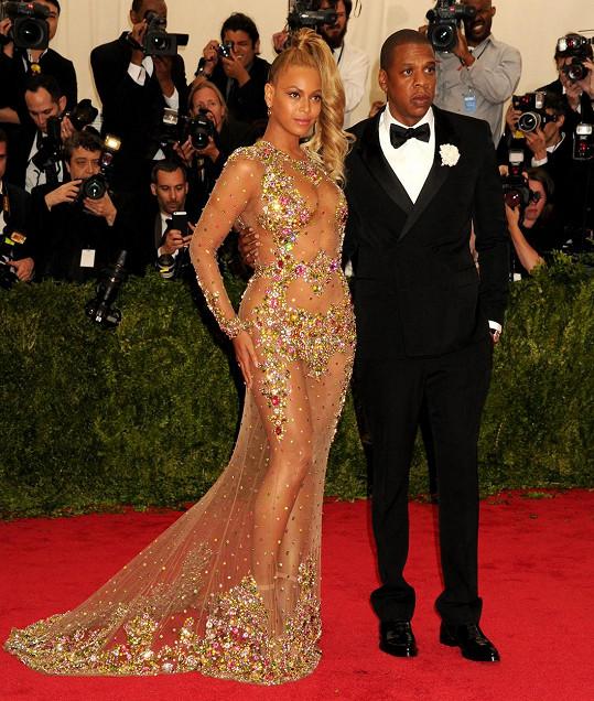 U Beyoncé je žárlivost na záletného manžela Jaye-Z pochopitelná.