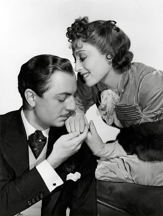 Luise Rainer ve filmu The Emperor's Candlesticks (1937)