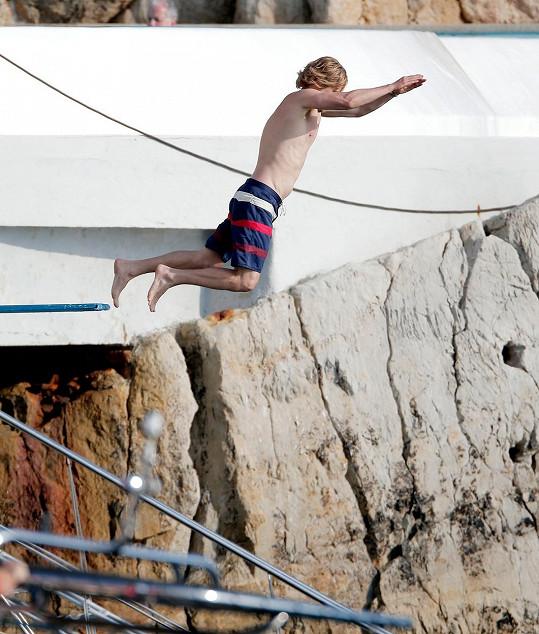 Wilson si šel raději skočit...