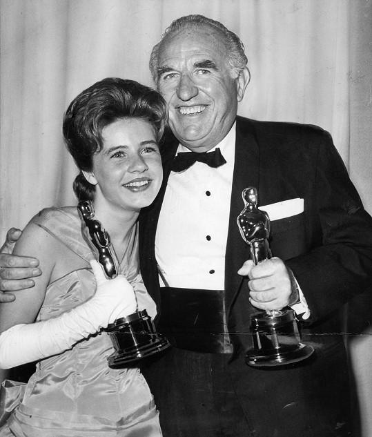 V roce 1963 Patty Duke získala Oscara stejně jako Ed Begley.