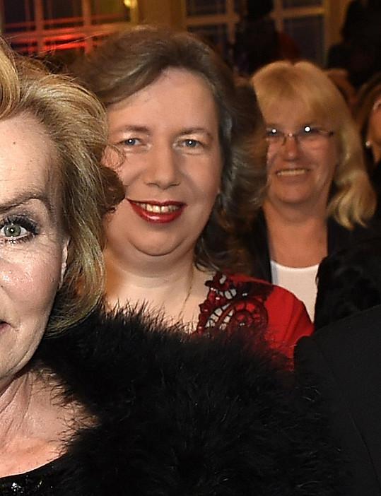 Hannelore je Gottovou fanynkou již léta.