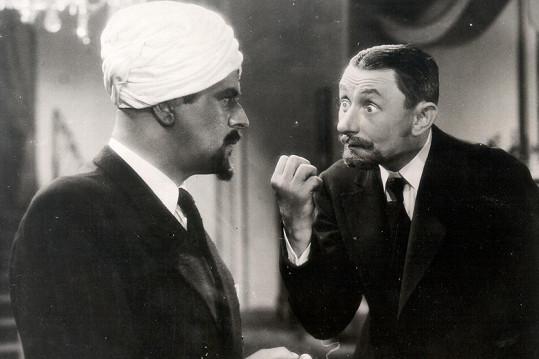 Za film inkasoval Burian vysoký honorář.