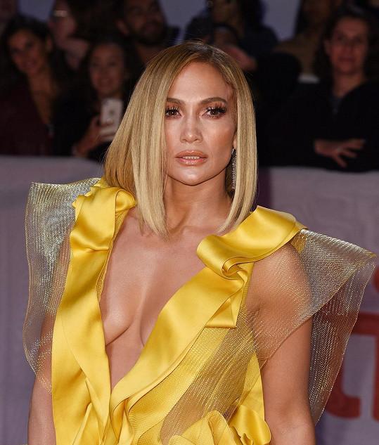 Jennifer Lopez měla narozeniny 24. července.