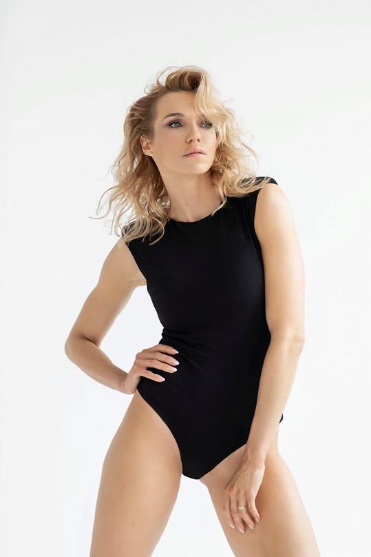 Hanka Mašlíková nafotila nové sexy fotky.