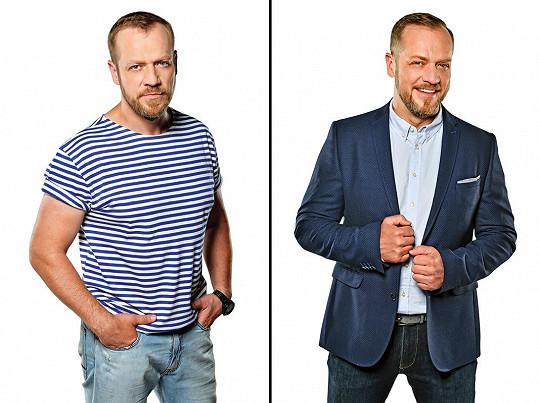 V seriálu Přístav hrál neohroženého námořníka, teď ztvární zkrachovalého právníka.