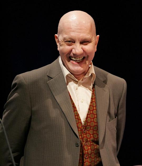 Boris Rösner podlehl roku 2006 rakovině.