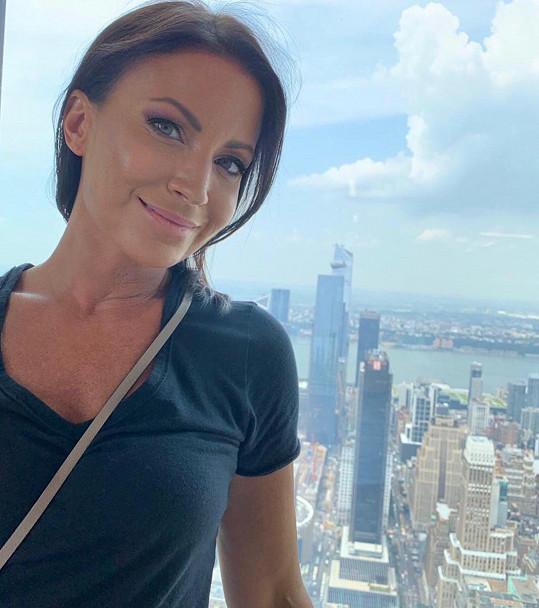Nemohli si ujít vyhlídku Empire State Building.