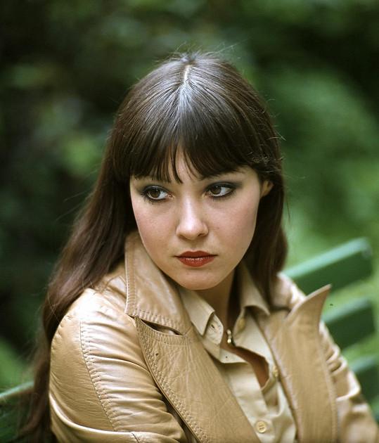 Dagmar Patrasová patřila v osmdesátých letech k oblíbeným herečkám.