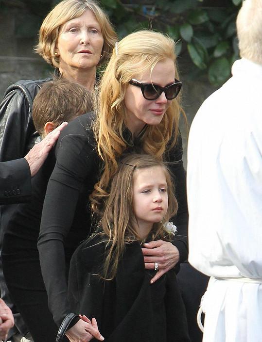 Nicole Kidman s dcerou Sunday Rose
