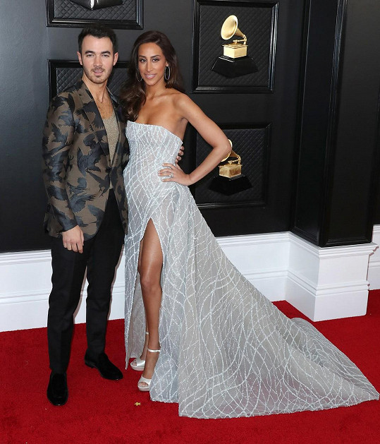 Kevin Jonas a Danielle Jonas