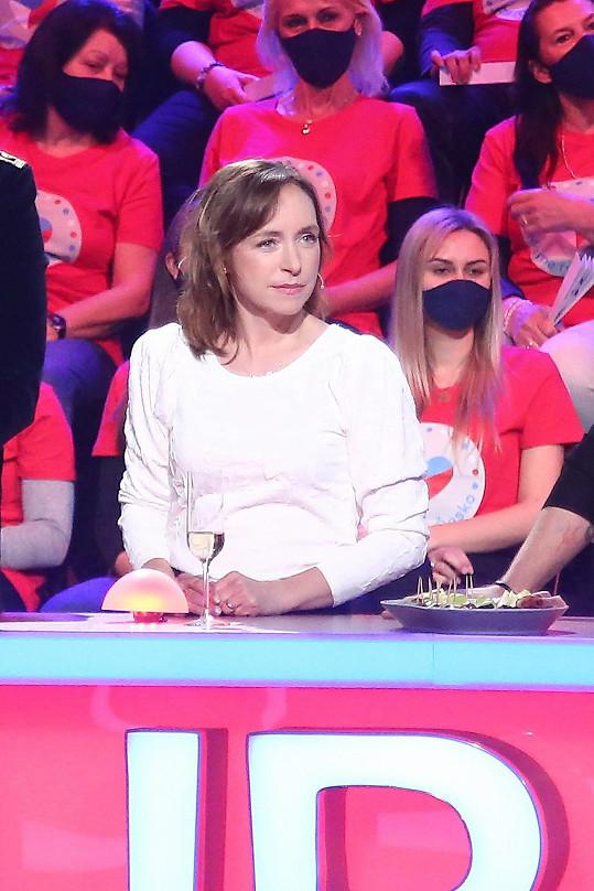 Tatiana Dyková zavzpomínala na seznámení s populární herečkou, kterou od dětství obdivovala.