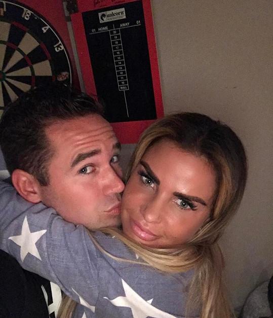 Katie Price s manželem