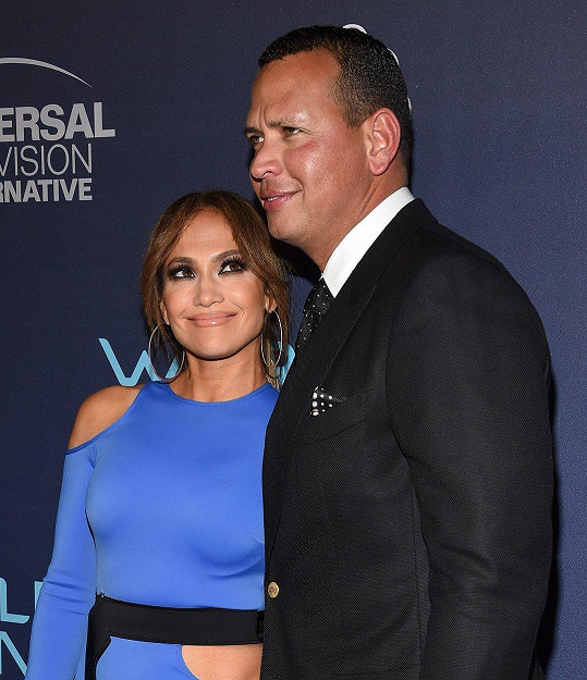 Jennifer Lopez by se měla počtvrté vdávat. Jejím snoubencem je Alex Rodriguez.