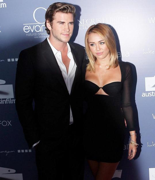 Liam a Miley spolu randili už v letech 2010-2013, letos to spolu zkusili znovu.