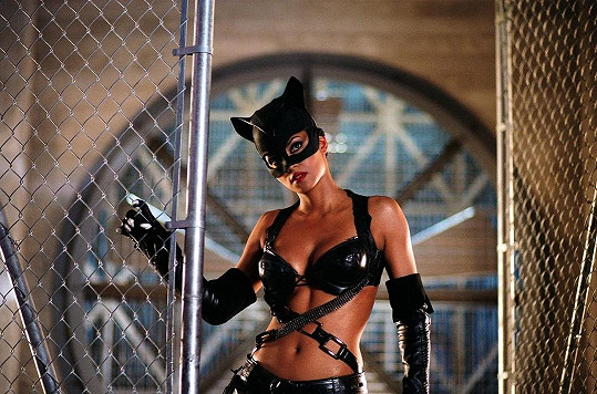 Jako Catwoman pohořela.