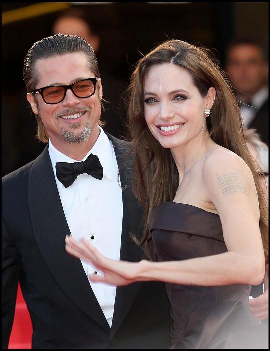 Brad a Angelina se pojistili předmanželskou smlouvou.