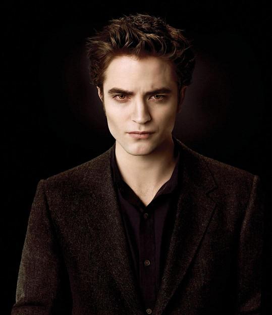 Jako Edward Cullen ve Stmívání