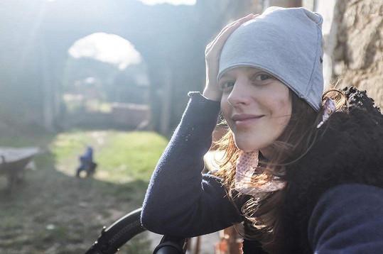 Andrea Růžičková fanouškům prozradila, že se bude stěhovat do domečku.