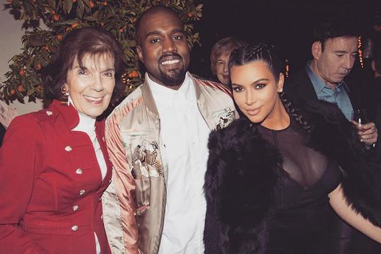 Kim se nejspíš už brzy začne objevovat i na společenských akcích.