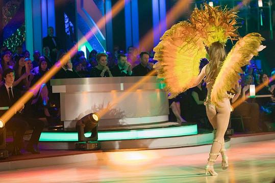 Tohle taneční představení nemělo konkurenci.