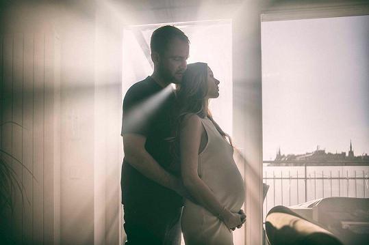Libor a Gabriela Boučkovi mají syna.